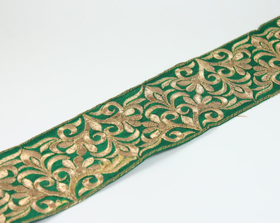 Fancy Silk Border