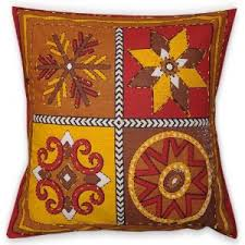 Cotton Fabric Pillow Set
