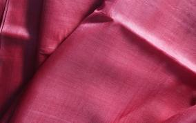 Tusser Silk Fabric